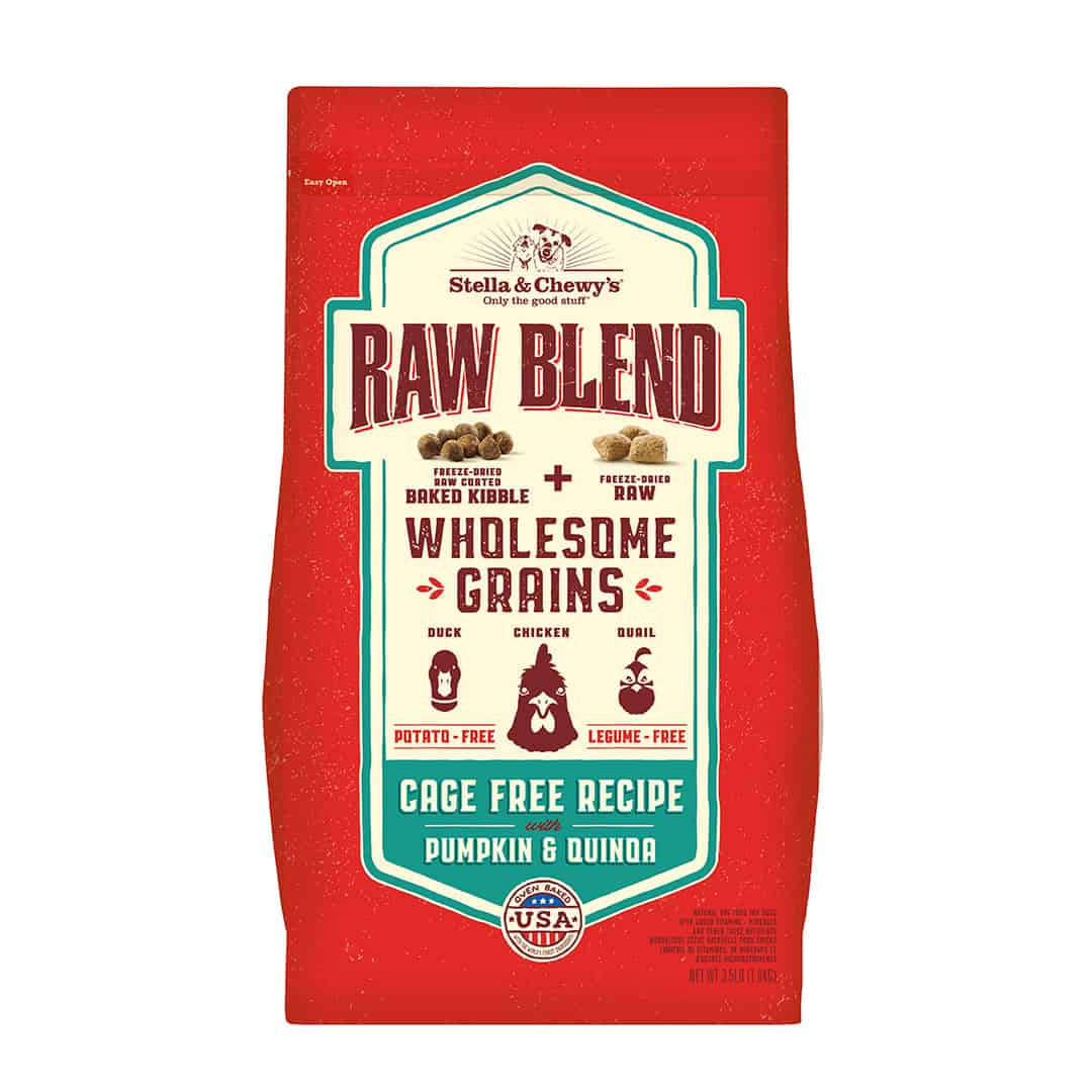Raw Blend with Grains Cage Free 22 lb