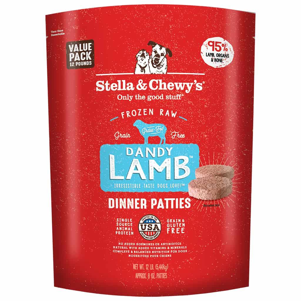 Frozen Dandy Lamb 12 lb