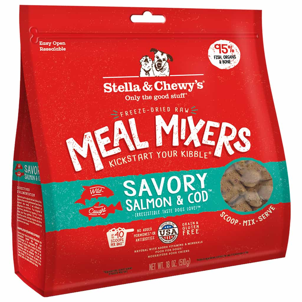 Meal Mixers Savory Salmon