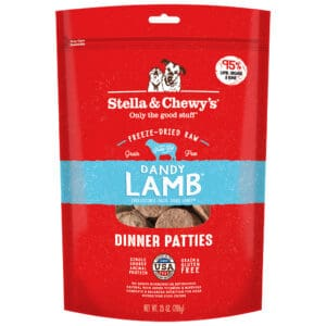S&C DANDY LAMB DINNER Freeze Dried 25Z