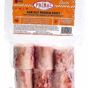 Primal 6 Pak Beef Marrow Bone
