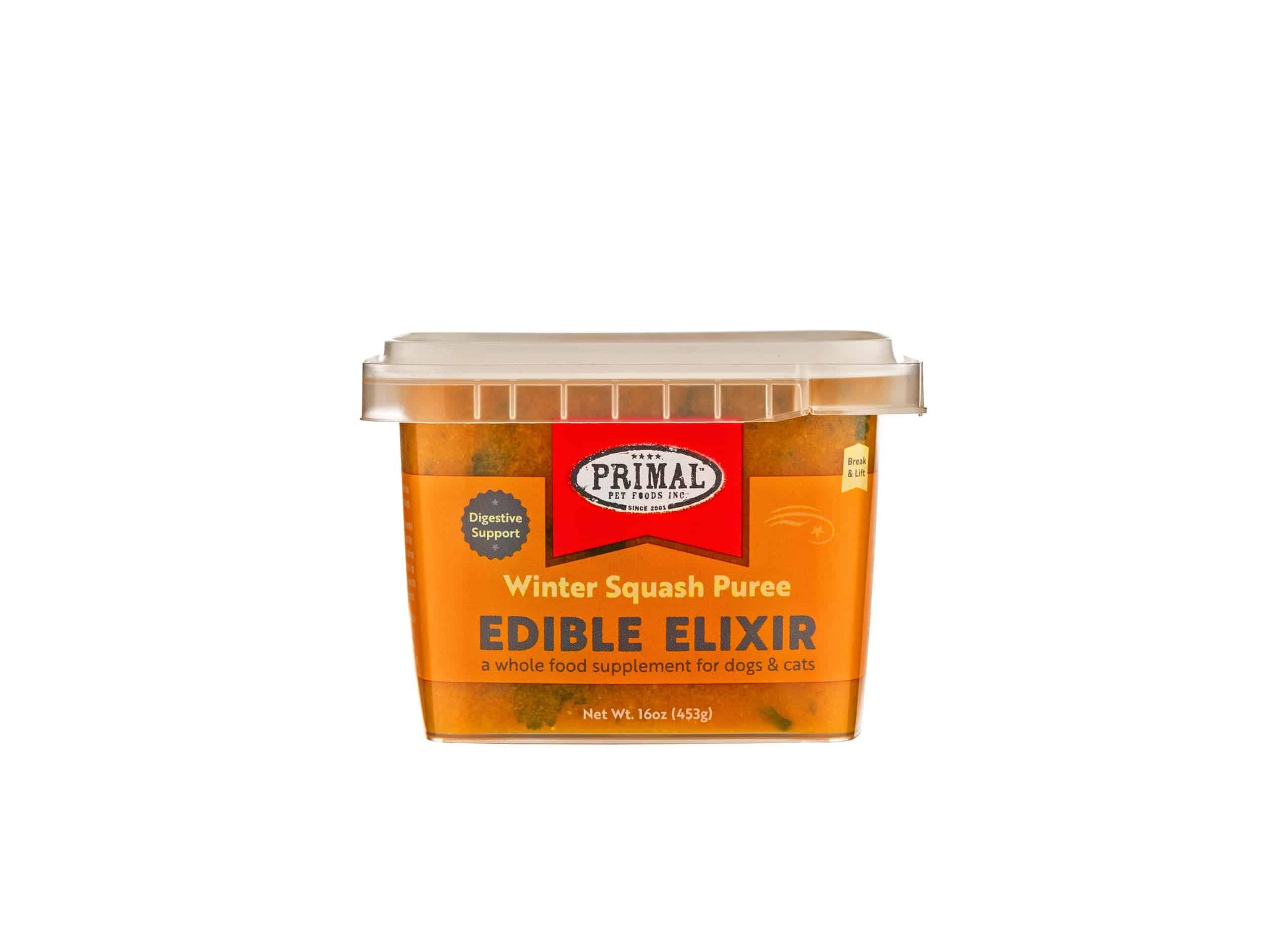 16oz Edible Elixir Winter Squash Puree