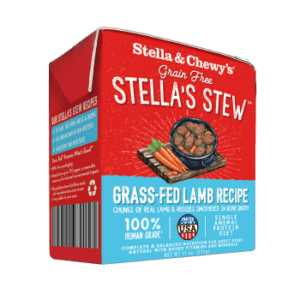 S&C Grass Fed Lamb Stew 11Z