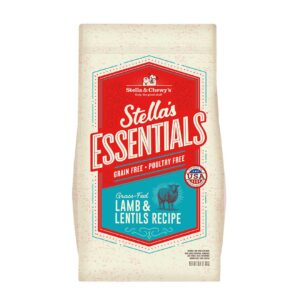 S&C Essentials Lamb Lentils 3 pound