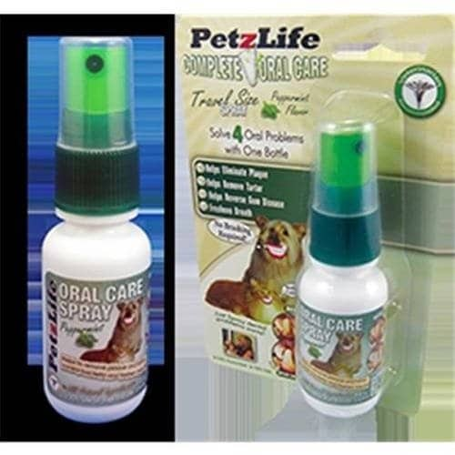 PetzLife Oral Care Travel Spray, 1 oz. 1