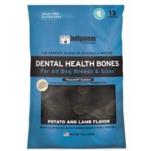 Dental Health Bones Potato & Lamb