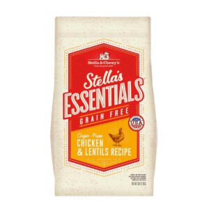Stella and Chewy Essentials Cage Free Chicken and Lentils 3 lb