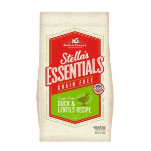Stella and Chewy Essentials Cage Free Duck and Lentils 3 lb