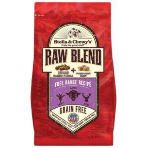 S&C RAW BLEND FREE RANGE Freeze Dried 3.5#