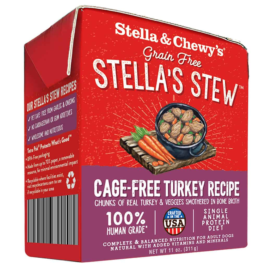 S&C Cage Free Turkey Stew 11Z