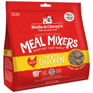 S&C Chicken Meal Mixers 18Z