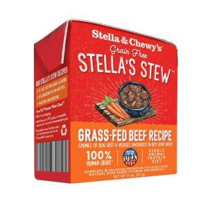 S&C Grass Fed Beef Stew 11 oz