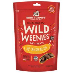 S&C Wild Weenies Cage Free Chicken 11.5OZ