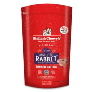 S&C ABSOLUTELY Rabbit Frozen DOG 6#