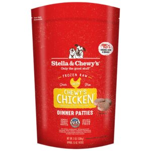 S&C Chicken Frozen 3#
