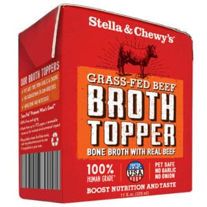 S&C BROTH TOPPER Beef