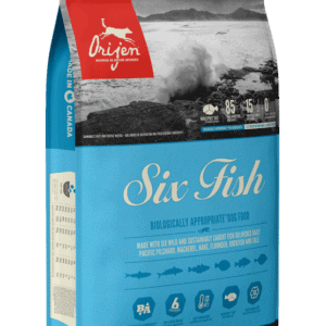 NS ORIJEN Six Fish Dog Front Right 6kg