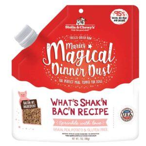 Magical Dinner Dust Bacon